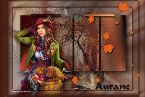 Violette Graphic, Aurane