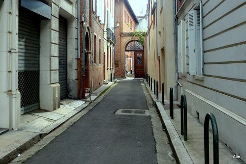 Des rue presque déserte !