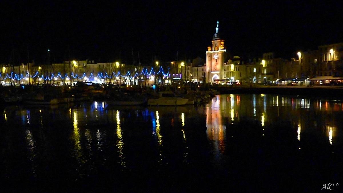 Lumières sur le vieux port