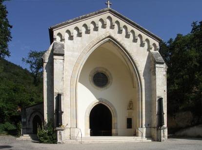 Marsanne : Notre-Dame de Fresneau