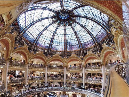 """Visite commentées des """"Galeries Lafayette"""" le 30 janvier 2020"""