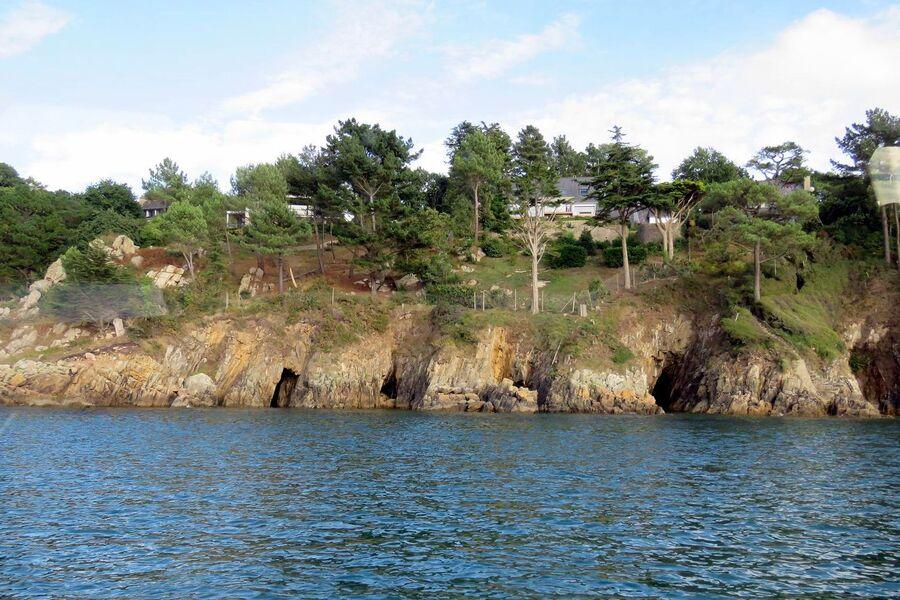 balade en bateau sur l'Aven - 7
