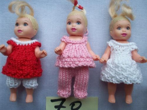 Vêtements pour bébés à couettes