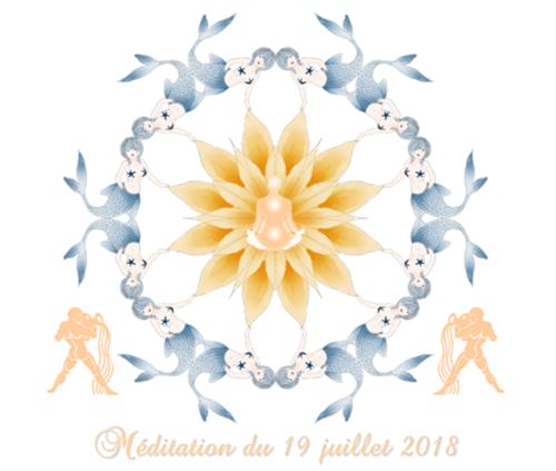 Méditation du 19 juillet 2018