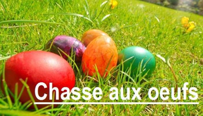 Bon week-end de Pâques!