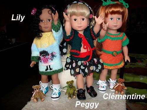 Prête Peggy !