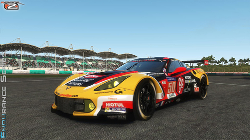 16LM Larbre Competition Corvette C7.R Stingray