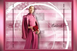 Volet graphic Babeth