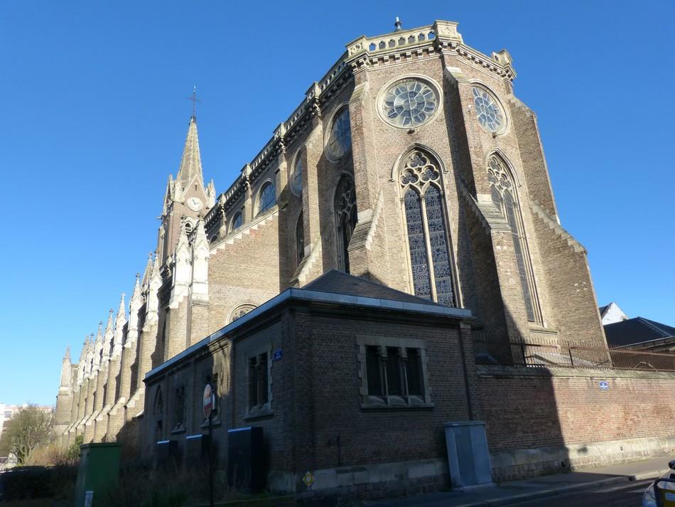 Henriville - Eglise St-Martin