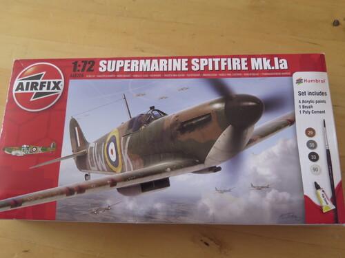Spitfire Airfix Mk1