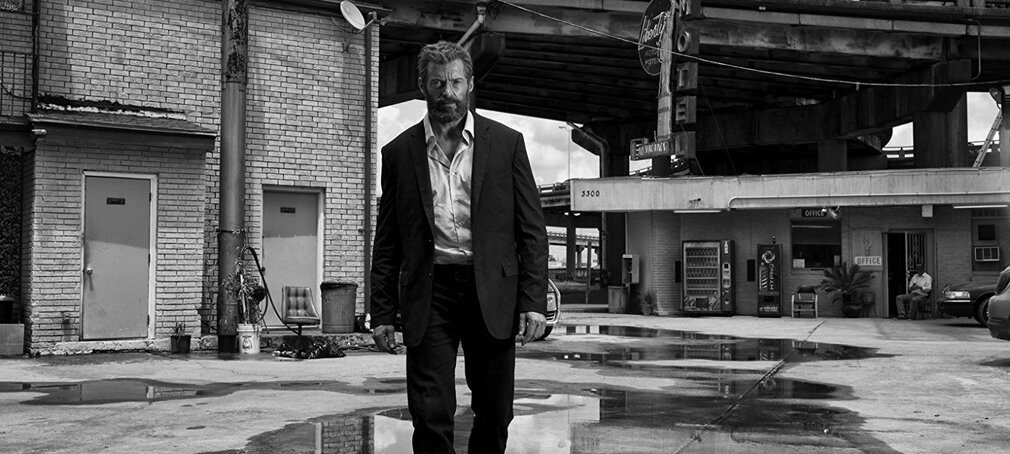 [Test Blu-ray] Logan Noir