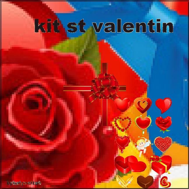 kit st valentin