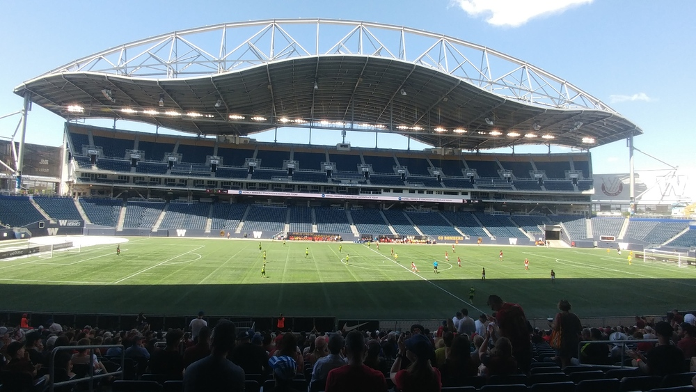 2019 summer vacation: Day three - Winnipeg