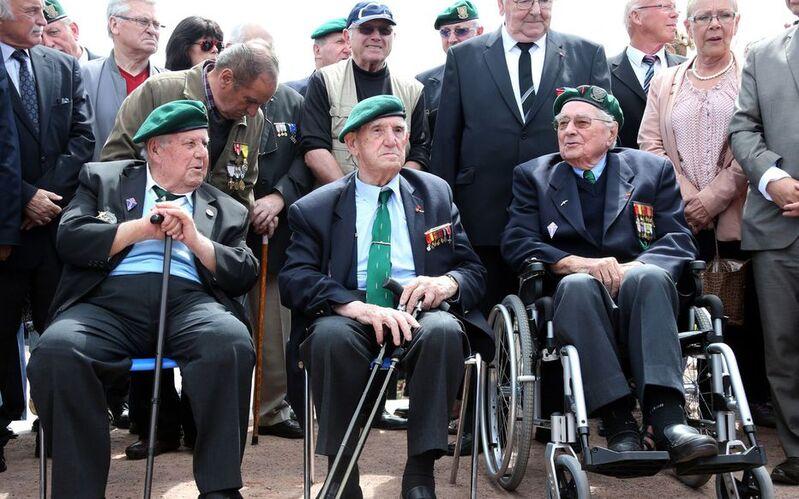 Débarquement du 6 juin 1944 : mort d'un des derniers survivants français du commando Kieffer