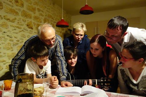 Noel en Dordogne