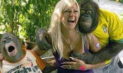 Migraine:La femme et le gorille