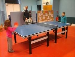 Tennis de table CE1-CE2