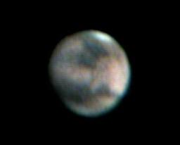 Mars, le 08/03/2010