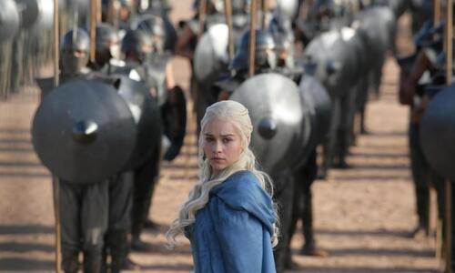 L'évolution du look de Daenerys: saison 3 et 4