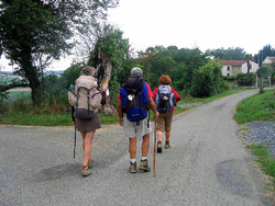 Chemin d'Arles 2008 - Marciac - (24km)