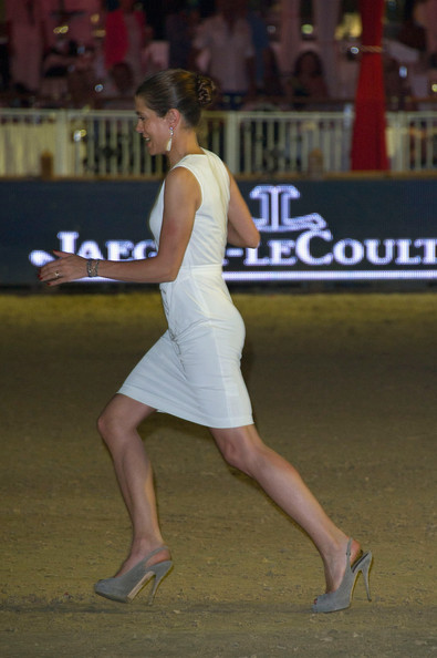 Charlotte au Jumping