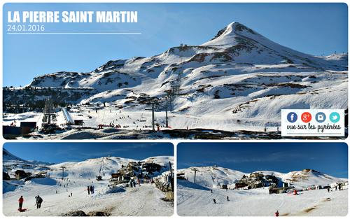 La Pierre Saint Martin 24 janvier 2016
