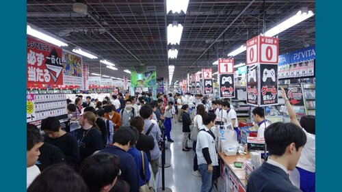 La New 3DS Débarque au japon