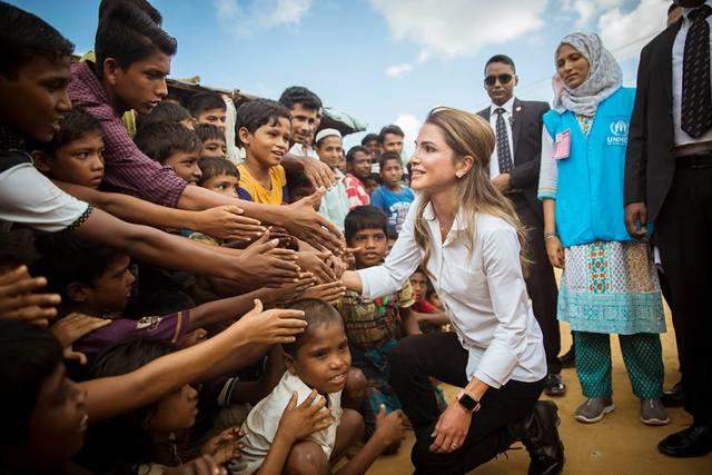 Réfugiés Rohingya