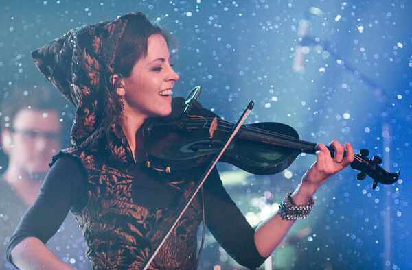 Lindsey Stirling, musicienne et artiste