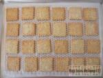 Sablés citron & graines de pavot