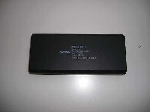 Batterie Externe 10000 mAh Mpow