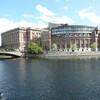 Stockholm palais royal