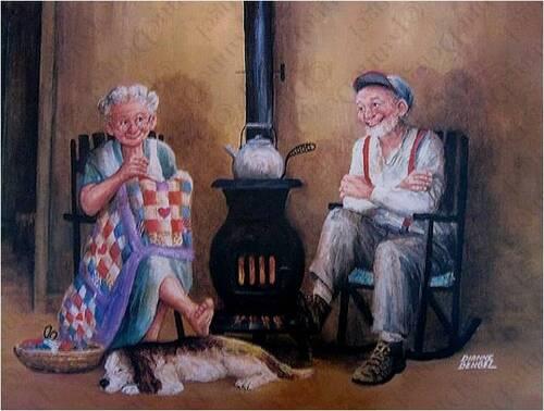 à l'aube vieillisant ...le bonheur d'un soir