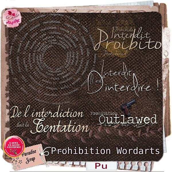 Prohibition de Desclics