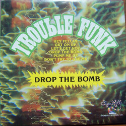 Trouble Funk - Drop The Bomb - Complete LP
