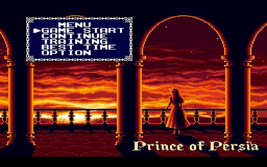Prince of persia ss
