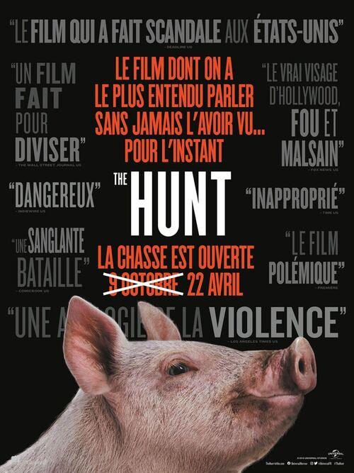 """Bonsoir a l'honneur : """" The Hunt """""""
