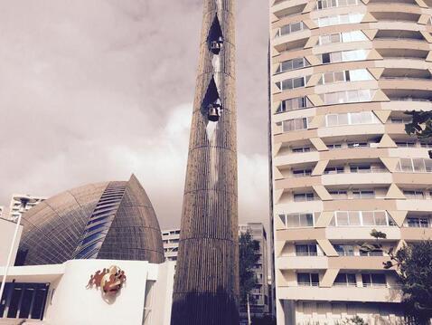 Découvrez la première cathédrale française du XXIème siècle