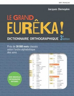 Dictionnaire orthographique