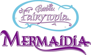 Logo de Barbie Mermaidia