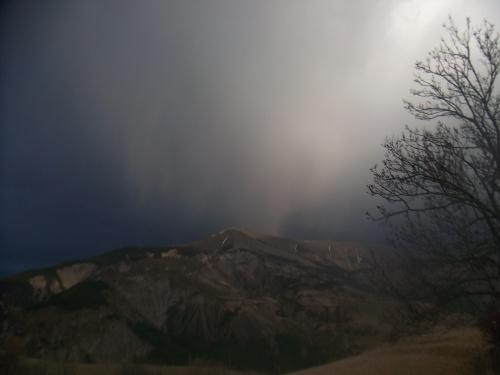"""Ciel d'orage et """"déblogage"""""""