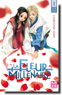 La Fleur Millénaire T1 - Izumi Kayenoshi