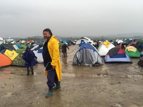 Human Flow de Ai Weiwei - Découvrez la bande-annonce !