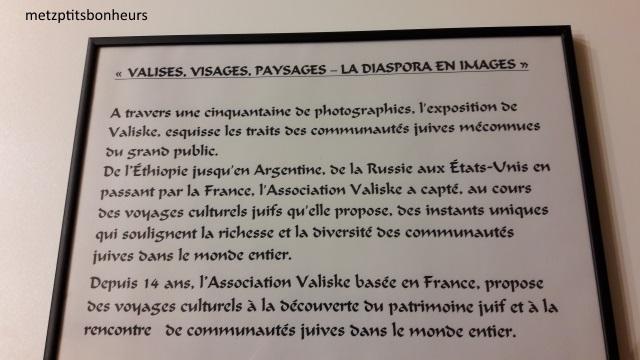 Valises- visages- paysages....
