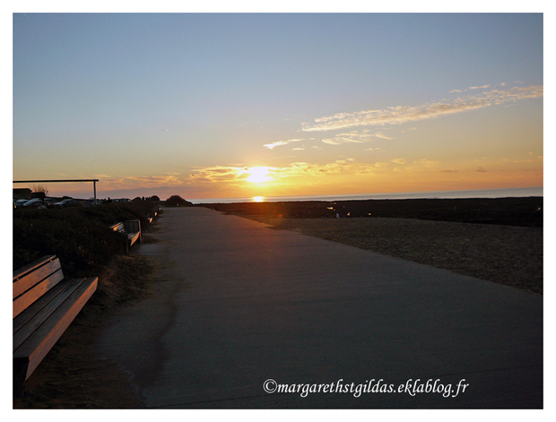 Préfailles : pause à la Pointe Saint Gildas