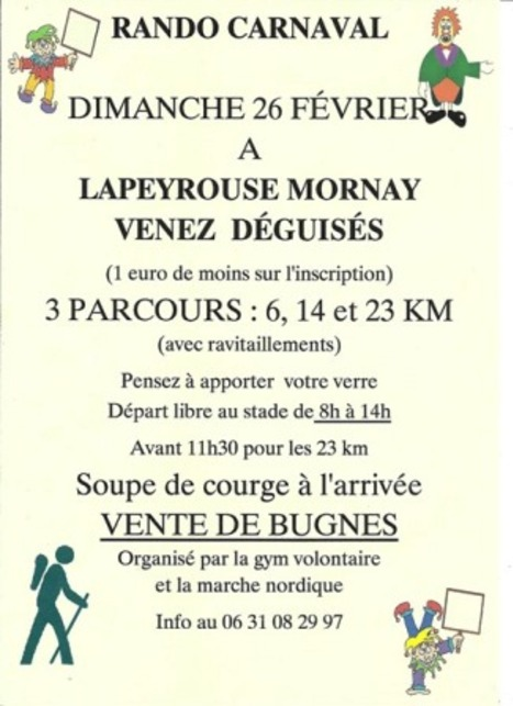 lapeyrouse - Mornay