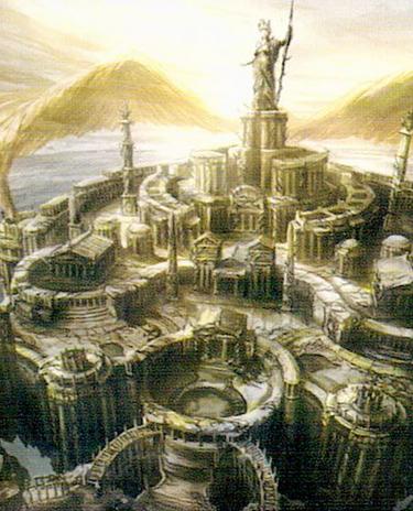 Le Temple de Palutena