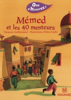 Tapuscrit Mémed et les 40 menteurs