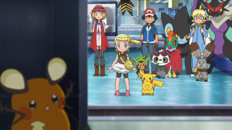 Pokemon XYZ episode 47 vostfr, raw, live stream