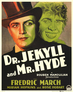 Dr. Jekyll & mr. Hyde (6 mai)